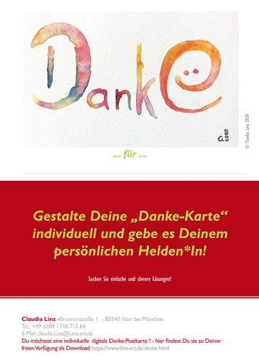 Danke Karte Version 01