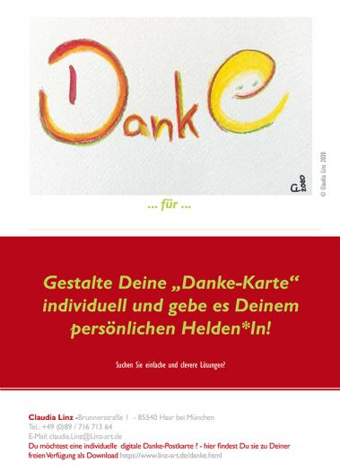 Danke Karte Version 02