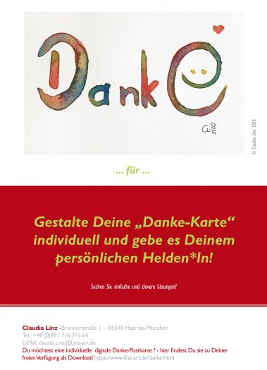 Danke Karte Version 03