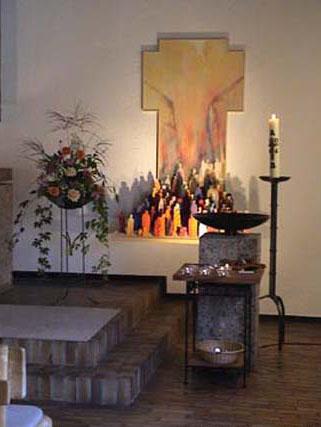 projekt ecclesia c linz art. Black Bedroom Furniture Sets. Home Design Ideas
